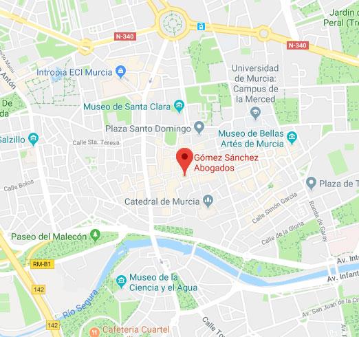 Despacho de Abogados en Murcia